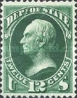 [Department of State Issue, type G6]