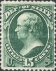 [Department of State Issue, type G7]