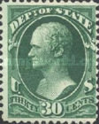 [Department of State Issue, type G9]