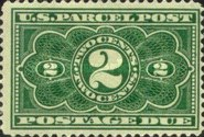 [Numeral Stamps, type A1]