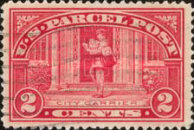 [Parcel Post Stamps, Typ B]