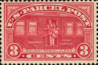 [Parcel Post Stamps, Typ C]