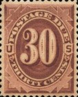 [Numeral Stamps, Typ A11]