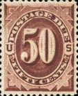 [Numeral Stamps, Typ A13]