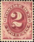 [Numeral Stamps, Typ C1]