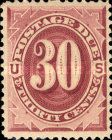 [Numeral Stamps, Typ C5]