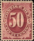 [Numeral Stamps, Typ C6]