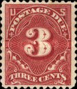 [Numeral Stamps, Typ D31]