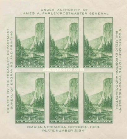 [Trans-Mississippi Philatelic Exposition Issue, Typ ]