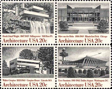[American Architecture, Typ ]