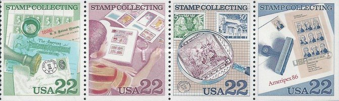 [United States-Sweden Stamp Collecting Booklet Issue, Typ ]