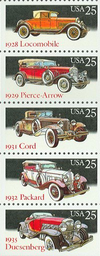 [Classic Cars Booklet Issue, Typ ]