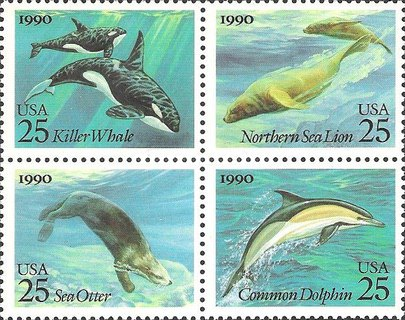 [Marine Mammals - Joint Issue with USSR, Typ ]