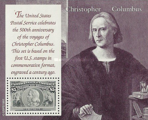 [First Voyage of Christopher Columbus, type ]