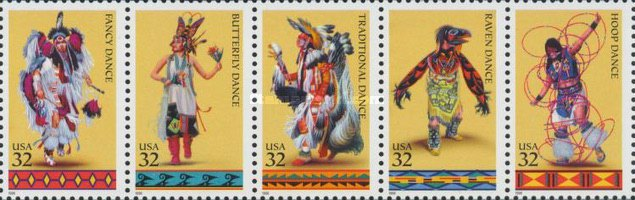 [American Indian Dances Issue, Typ ]