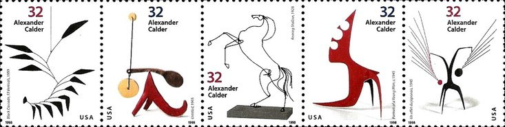 [The 100th Anniversary of the Birth of Alexander Calder, type ]