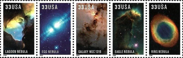 [Edwin Hubble, 1889-1953 - Images from the Hubble Space Telescope, Typ ]
