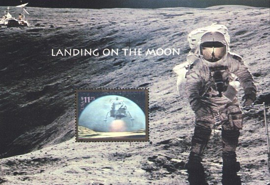 [Landing on the Moon - With Hologram, Typ ]