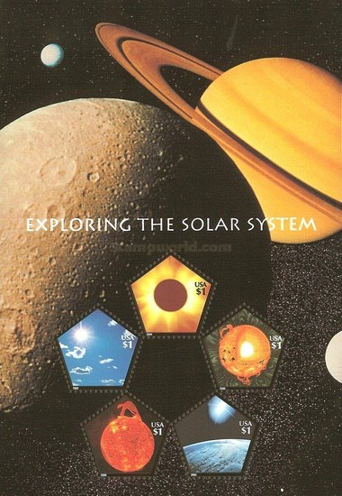 [Exploring the Solar System, Typ ]