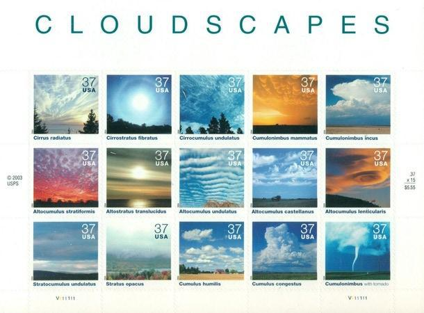 [Cloudscapes - Self-Adhesive, Typ ]