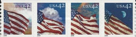 [Flags - Self-Adhesive Coil Stamps, Typ ]