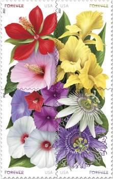 [Flowers - The 500th Anniversary of the Naming of Florida, Typ ]