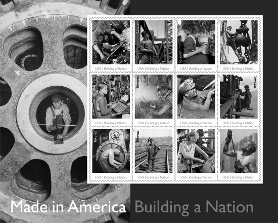 [Made in America - Building a Nation, Typ ]