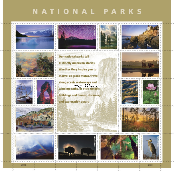 [National Parks, Typ ]