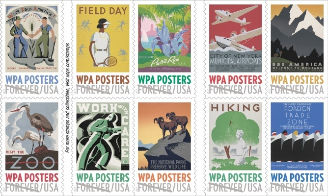 [WPA Posters, Typ ]