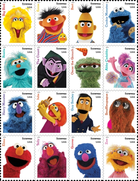 [TV Series - The 50th Anniversary of Sesame Street, Typ ]