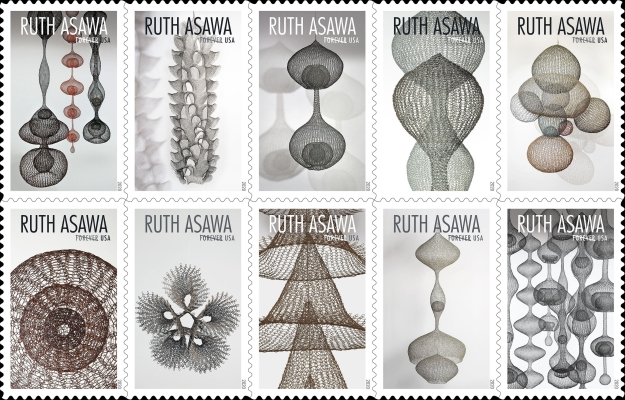 [Wire Sculptures - Ruth Asawa, 1926-2013, type ]