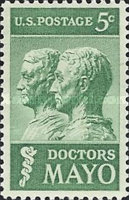 [Doctors William and Charles Mayo, Typ AAE]