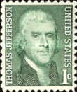 [Prominent Americans - Thomas Jefferson, Typ ABE]