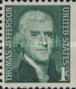 [Prominent Americans - Thomas Jefferson, Typ ABE1]