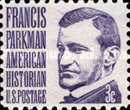 [Prominent Americans - Francis Parkman, Typ ABH]
