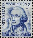 [Prominent Americans - George Washington, Typ ABJ]