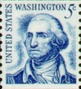 [Prominent Americans - George Washington, Typ ABJ1]