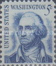 [Prominent Americans - George Washington, Typ ABK]