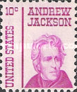 [Prominent Americans - Andrew Jackson, Typ ABN]