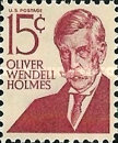 [Prominent Americans - Oliver Wendell Holmes, Typ ABQ]