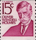 [Prominent Americans - Oliver Wendell Holmes, Typ ABQ1]