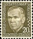 [Prominent Americans - George C. Marshall, Typ ABR]