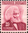 [Prominent Americans - Frederick Douglass, Typ ABS]