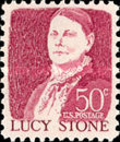 [Prominent Americans - Lucy Stone, Typ ABV]