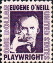 [Prominent Americans - Eugene O'Neill, Typ ABW]