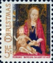 [Christmas stamp - Madonna and Child, Typ ACN]