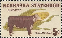 [The 100th Anniversary of Nebraska Statehood, type ACU]