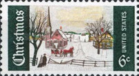 [Christmas stamp, Typ AEY]