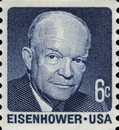 [Prominent Americans - Dwight D. Eisenhower, type AFH1]