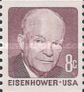[Prominent Americans - Dwight D. Eisenhower, type AFH5]